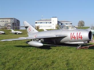 Krakow Mig-15