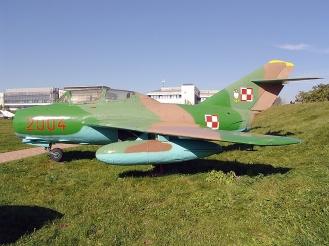 Krakow Mig-15UTI