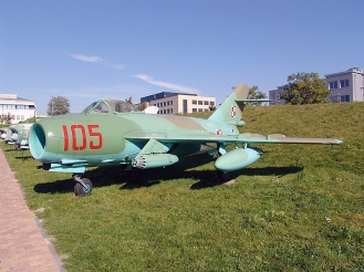 Krakow Mig-17