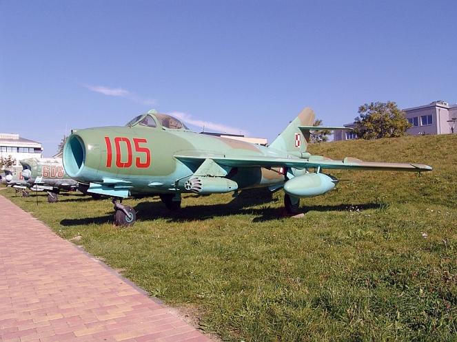 Krakow Mig-17a