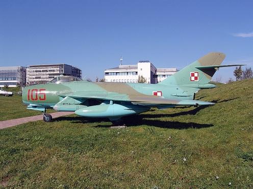 Krakow Mig-17b