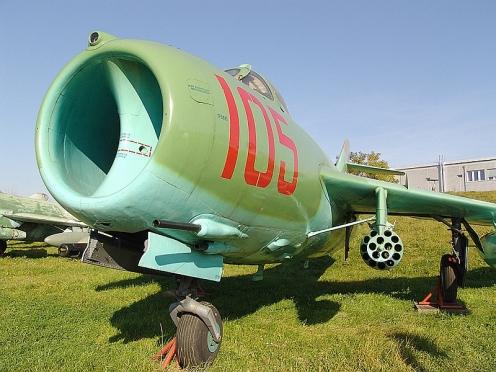 Krakow Mig-17c