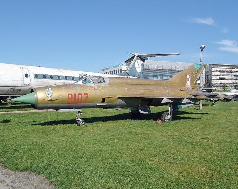 Krakow Mig-21