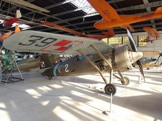 Krakow PZL-11a