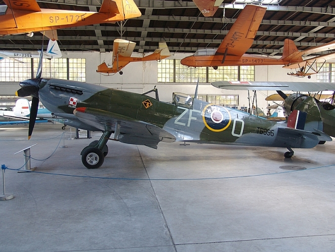 Krakow Spitfire
