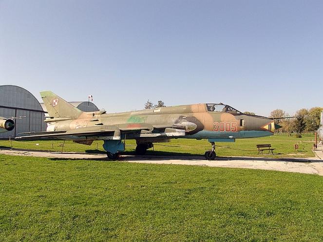 Krakow Su-22