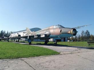 Krakow Su-22a