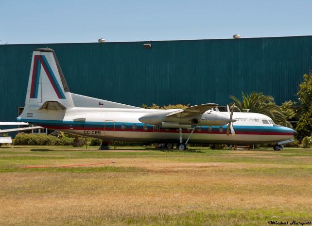 Fairchild F-27